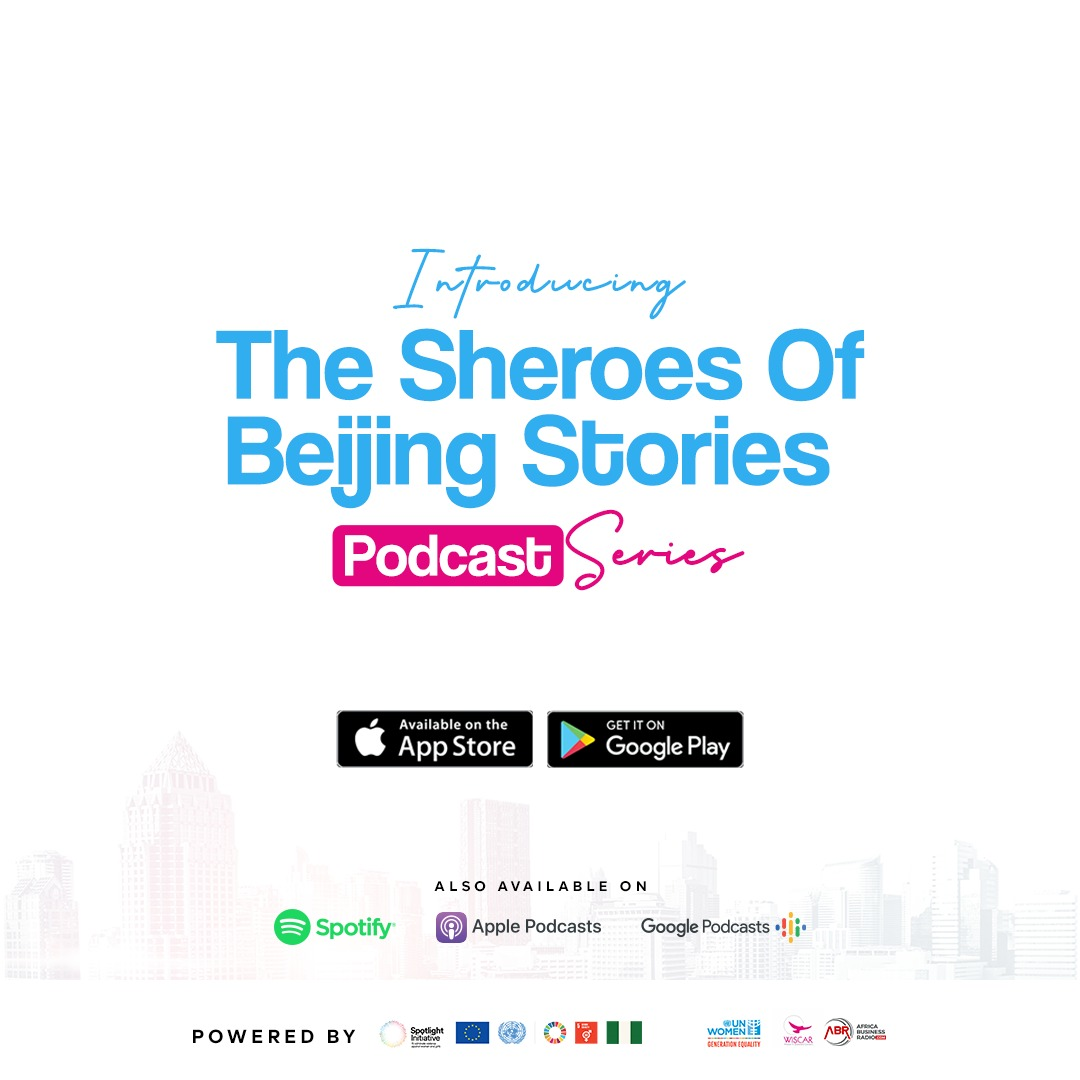 The Sheroes of Beijing Stories